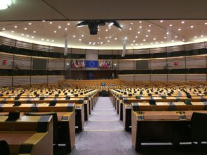 Letter to European Parliament President Mr. Antonia Tajani