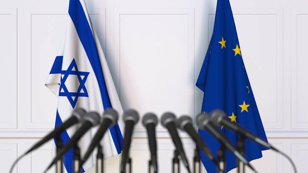 Why Europe Why Israel