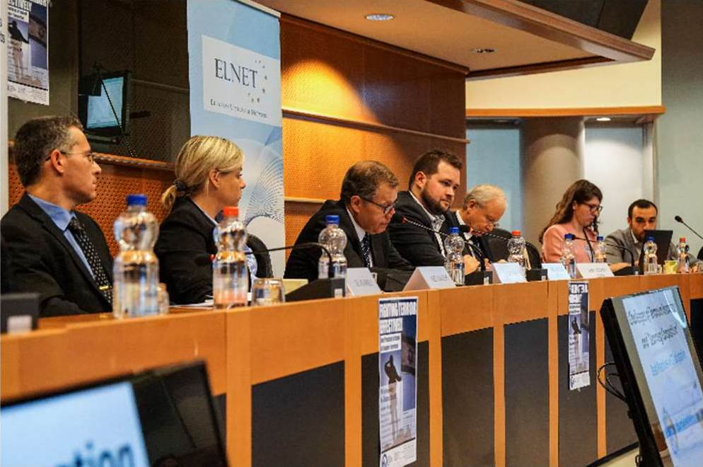 Counter-terrorism seminar at the European Parliament